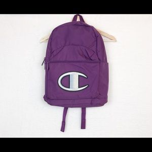 Champion Life Supercize Backpack Dark Purple